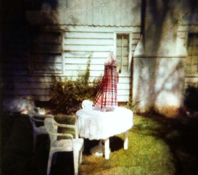 original image shot with Holga camera,120 film